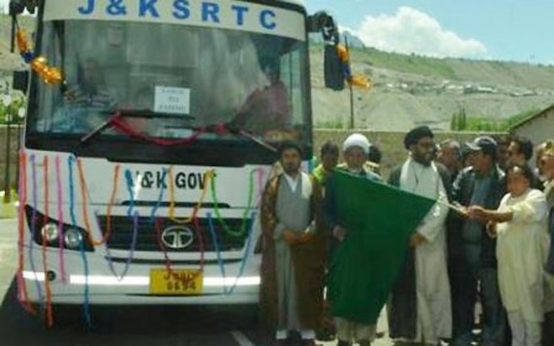 J&K Govt: Must Have GPS in all Commercial Vehicles