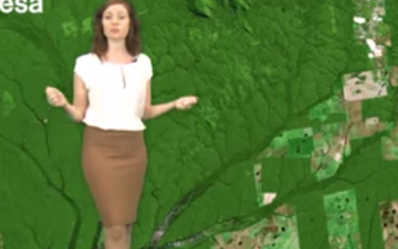 Earth from Space: Adeus, Amazon Rainforest Deforestation