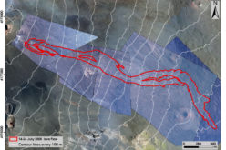Monitoring Active Volcanoes Using Aerial Images and the Orthoview Tool