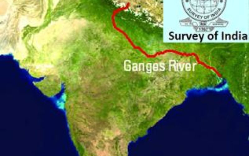 Survey of India to Soon Map Ganga River