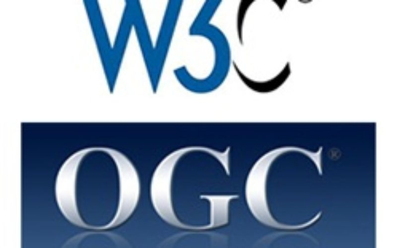 W3C and OGC to Collaborate to Integrate Spatial Data on the Web