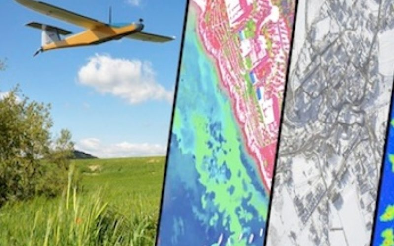 One Week Course About UAV Remote Sensing Principles