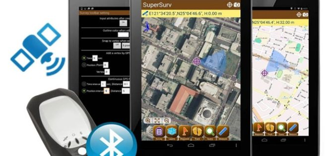 High Accuracy and Advanced Field Work with Latest SuperSurv
