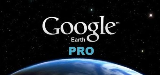 Wow ! Google Earth Pro Is Now Free