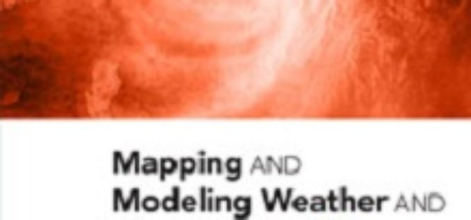 New Book from Esri Shows How GIS Supports Weather, Climate Research