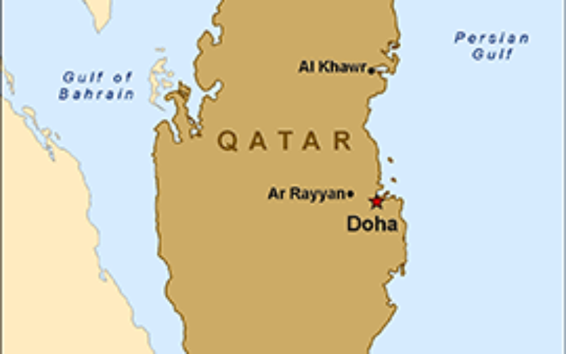 Qatar is Using GIS to Map and Analyse Fishing Reserves