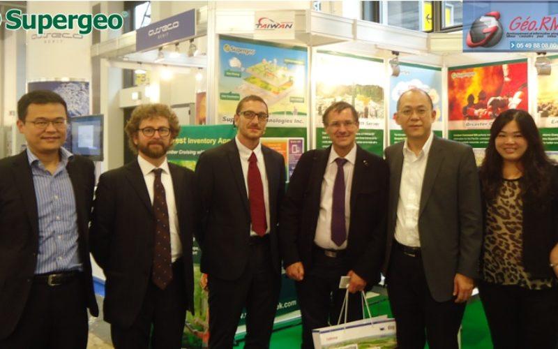 Supergeo Expand Partnership with Géo.RM, France