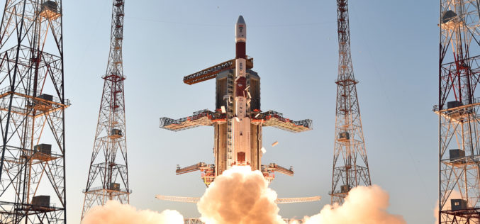 IRNSS-1D, 4th Satellite of IRNSS Constellation Launched Successfully
