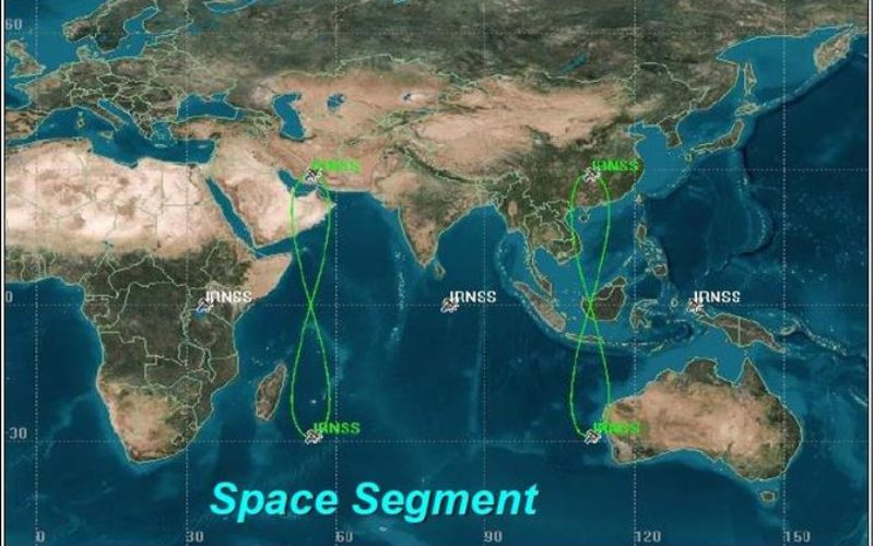 Why India's Own GPS System 7 Years Late Despite 90% of Funds Allocated Spent