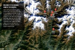 Climb the Mount Everest with Google Street View