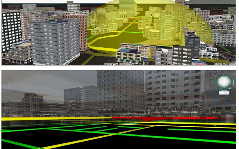 Improve Underground Utilities Management and Public Safety by 3D GIS