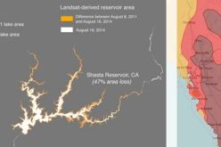 Drought Monitoring and Visualization with Open Data