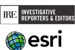 IRE, Esri Together to Offer Fellowships For Mapping Training