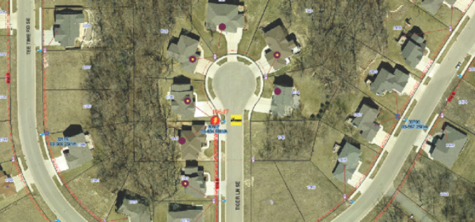 Minnesota Municipality Using GIS for Public Utilities Outage Management
