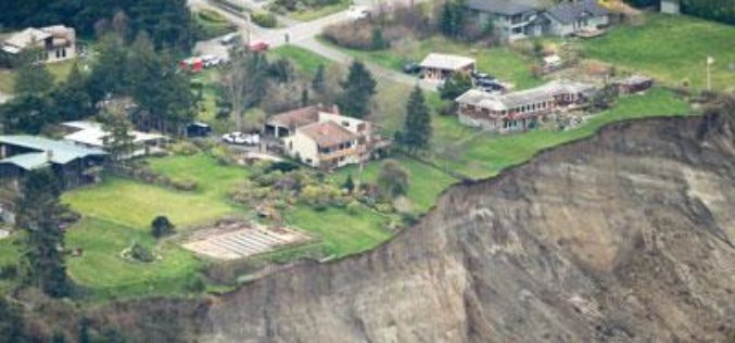 Washington State to Use LiDAR for Mapping of Geological Hazards