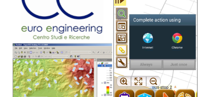 Euro Engineering, Italy Raises Research Value by Using SuperGIS