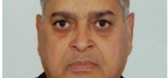 Rajendra Mani Tripathi – The New Surveyor General of India