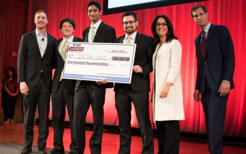 Crop Mapping Drones Win MIT $100K