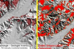 Contour Connection Method: an automated Method for Landslide Identification with LiDAR