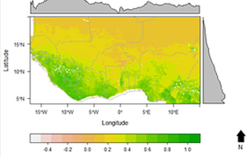 Space Technology Identifies Vulnerable Regions in West Africa