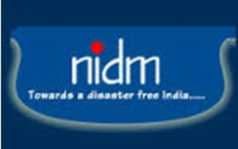 NIDM Emphasizes On the Need of Digital Mapping