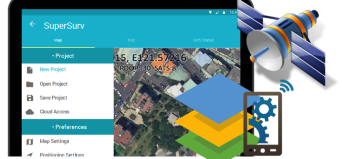 Behold! SuperSurv 10 Come for Unleashing the Power of Latest Technology in Mobile GIS