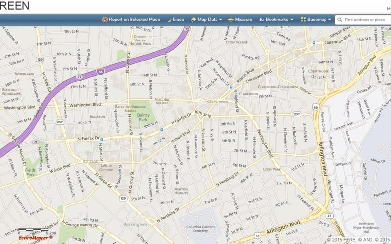 EPA has Launched Environmental Mapping Tool