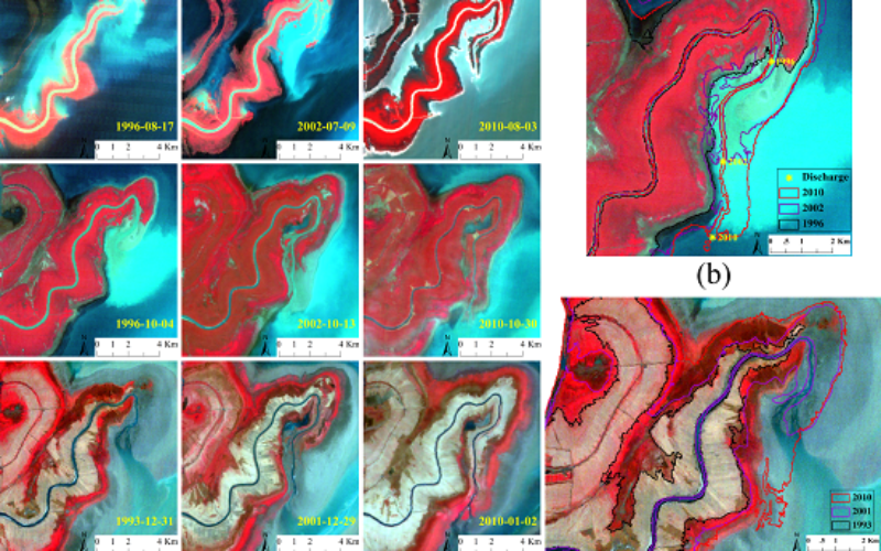 Monitoring Spatial and Temporal Dynamics of Flood Regimes and Their Relation to Wetland Landscape Patterns in Dongting Lake from MODIS Time-Series Imagery