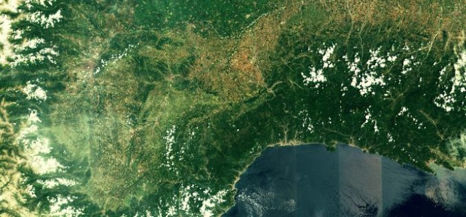 Europe's Sentinel-2A Satellite Delivers its First Images of Earth