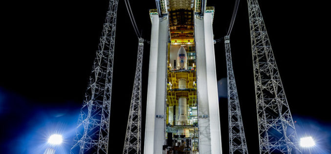 Successfully Launched Sentinel-2A will Provide Colour Vision of Earth
