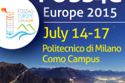 FOSS4G Europe Annonce Conference Program
