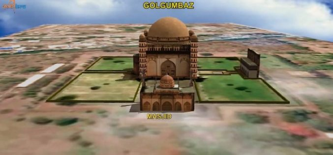 ISRO to Map and Create 3D Modelling of National Heritage Sites