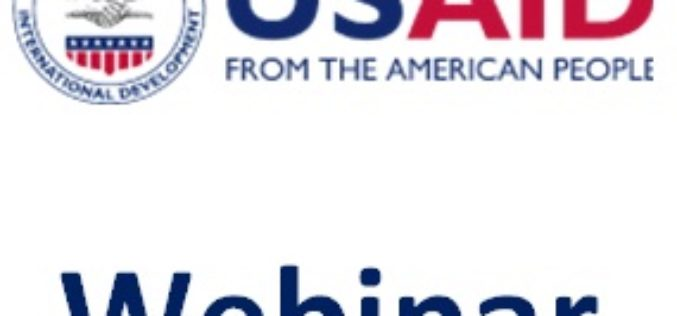 USAID Learning Lab webinar: Going Geospatial with Impact Evaluations
