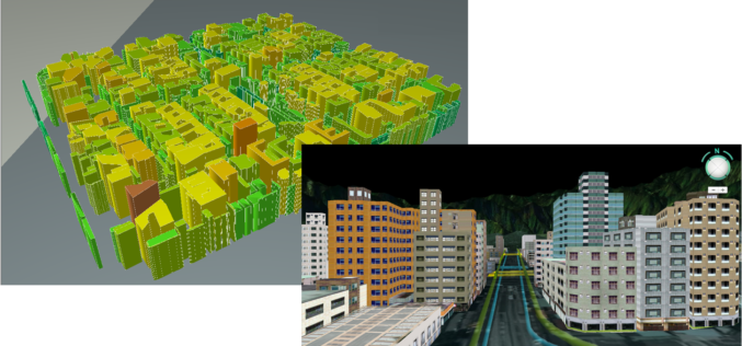 SuperGIS Desktop 3.3 Updated with 3D Analyst and Better Maptile Productivity
