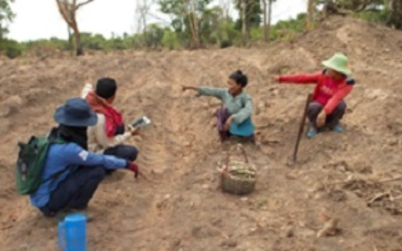 Mobile Mapping App Helps Humanitarian Organizations Clear Landmines In War-Torn Countries