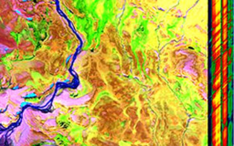 Geo-matching.com Adds Thermal, Multi- and Hyperspectral Imaging