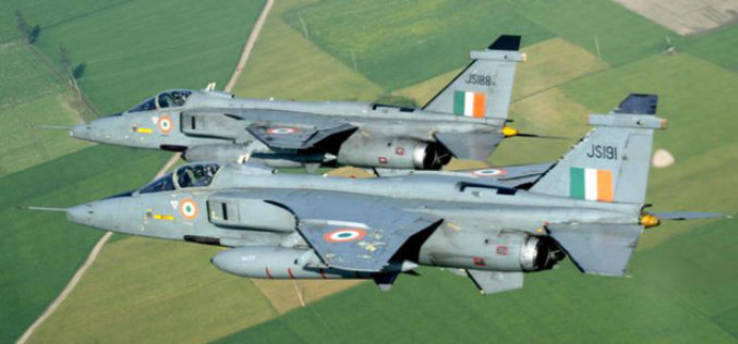 Geospatial Technology Helps Indian Air Force to Rediscover Lost Land