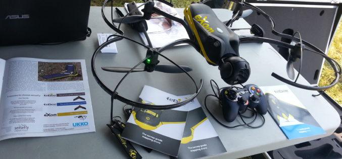 UAV-g 2015 International Conference: Thrilling Success