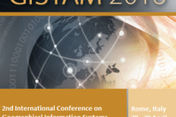Call for Papers – The 2nd International Conference on GISTAM 2016