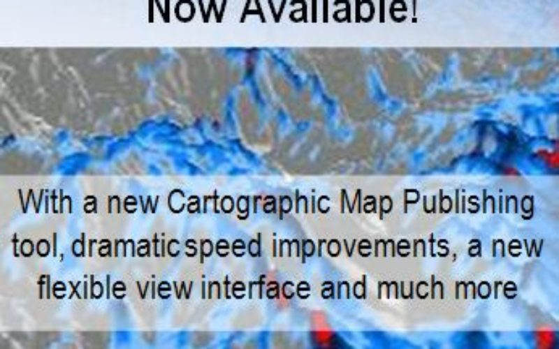 Global Mapper v17 Now With New Multi-View Interface and Enhanced Cartographic Layout Tools