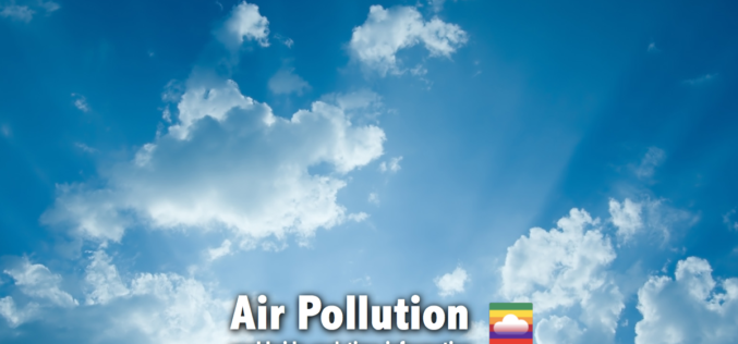 Real Time World Air Quality Mapping