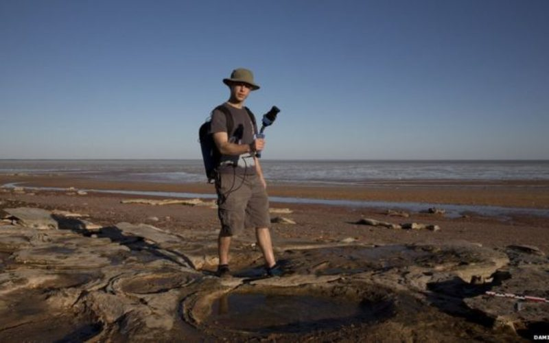 Mapping Australia's Dinosaurs Landscape Using LiDAR and Drones