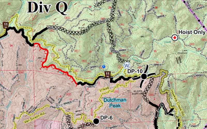 United States Forest Service Deploys the Avenza PDF Maps App for Fire-Fighting