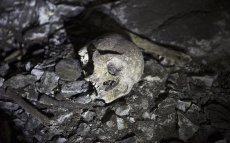 Satellite Imaging Helps to Find Site of Human Sacrifice