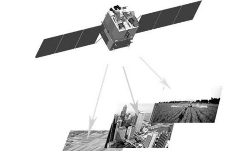 China's First High-Resolution Satellite Maps Large Part of World