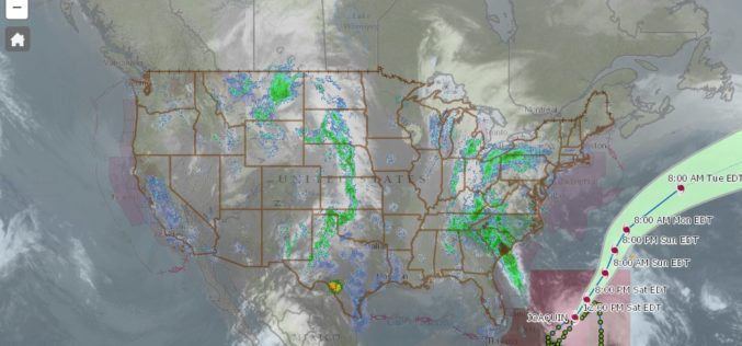 nowCOAST – a Web Mapping Portal to Real-Time Coastal Observations, Forecasts, and Warnings
