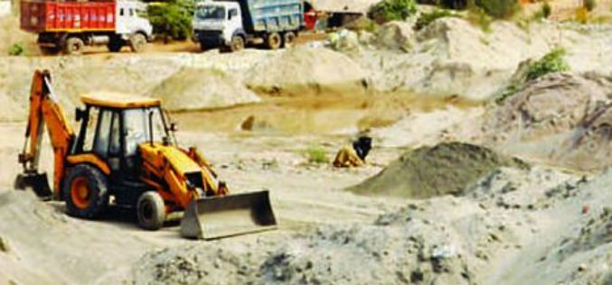 Geospatial Mapping to Curb Illegal Sand Extraction