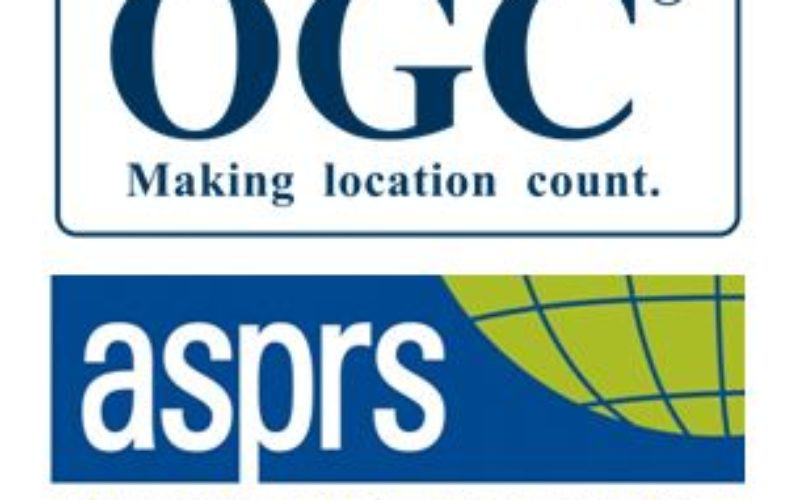 OGC and ASPRS to Collaborate On Geospatial Standards; Invite Participation in Point Cloud Work
