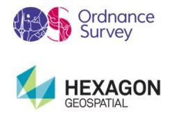 Ordnance Survey and Hexagon Geospatial Partner to Develop Information Services