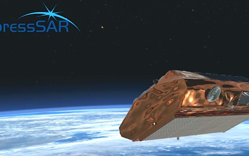 XpressSAR: High Revisit, High Resolution, All Weather SAR Satellite Constellation